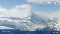 Archived image Webcam Zermatt - Rothorn Mountain 07:00