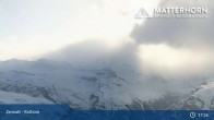 Archived image Webcam Zermatt - Rothorn Mountain 11:00
