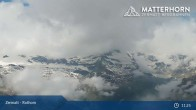 Archiv Foto Webcam Zermatt - Rothorn 05:00