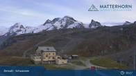 Archiv Foto Webcam Zermatt - Schwarzsee 21:00