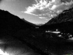 Archiv Foto Webcam Stuben am Arlberg: Blick Richtung Klostertal 20:00