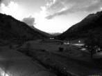 Archiv Foto Webcam Stuben am Arlberg: Blick Richtung Klostertal 22:00