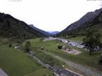Archiv Foto Webcam Stuben am Arlberg: Blick Richtung Klostertal 06:00