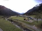 Archiv Foto Webcam Stuben am Arlberg: Blick Richtung Klostertal 10:00