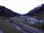 Archiv Foto Webcam Stuben am Arlberg: Blick Richtung Klostertal 12:00