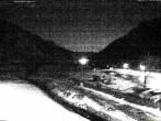 Archiv Foto Webcam Stuben am Arlberg: Blick Richtung Klostertal 03:00