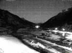 Archiv Foto Webcam Stuben am Arlberg: Blick Richtung Klostertal 05:00