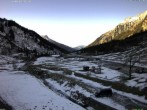 Archiv Foto Webcam Stuben am Arlberg: Blick Richtung Klostertal 09:00