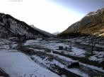 Archiv Foto Webcam Stuben am Arlberg: Blick Richtung Klostertal 13:00