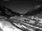 Archiv Foto Webcam Stuben am Arlberg: Blick Richtung Klostertal 17:00