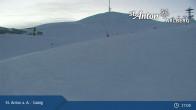 Archived image Webcam Galzig mountain station 23:00