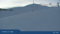Archived image Webcam Galzig mountain station 03:00