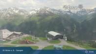 Archived image Webcam Mountain Restaurant Gampen / Top Station Gampenbahn 09:00