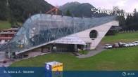 Archiv Foto Webcam Skicenter Galzigbahn - St. Anton 19:00