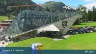 Archiv Foto Webcam Skicenter Galzigbahn - St. Anton 05:00