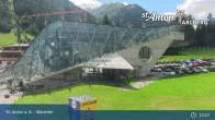 Archiv Foto Webcam Skicenter Galzigbahn - St. Anton 07:00