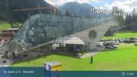 Archiv Foto Webcam Skicenter Galzigbahn - St. Anton 09:00