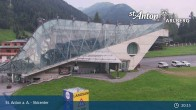 Archived image Webcam Galzigbahn Base Station (St. Anton) 19:00