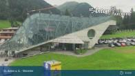 Archived image Webcam Galzigbahn Base Station (St. Anton) 05:00