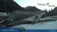 Archiv Foto Webcam Skicenter Galzigbahn - St. Anton 21:00