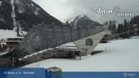 Archiv Foto Webcam Skicenter Galzigbahn - St. Anton 01:00