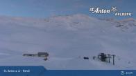 Archived image Webcam Rendl mountain restaurant 23:00