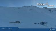 Archived image Webcam Rendl mountain restaurant 07:00