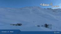 Archived image Webcam Rendl mountain restaurant 08:00