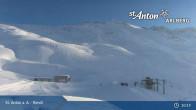 Archived image Webcam Rendl mountain restaurant 09:00