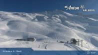 Archived image Webcam Rendl mountain restaurant 10:00