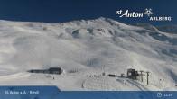 Archived image Webcam Rendl mountain restaurant 11:00