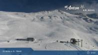 Archived image Webcam Rendl mountain restaurant 12:00