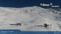 Archived image Webcam Rendl mountain restaurant 13:00