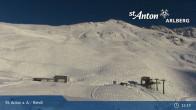 Archived image Webcam Rendl mountain restaurant 14:00
