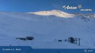 Archived image Webcam Rendl mountain restaurant 15:00
