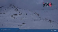 Archived image Webcam Ischgl: Pardatschgrat 19:00