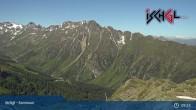 Archived image Webcam Ischgl: Pardatschgrat 03:00