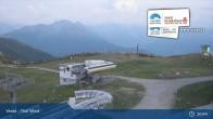Archiv Foto Webcam Landeck - Bergstation Venetbahn 01:00