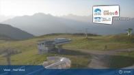 Archiv Foto Webcam Landeck - Bergstation Venetbahn 07:00