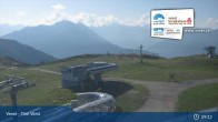 Archiv Foto Webcam Landeck - Bergstation Venetbahn 09:00