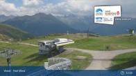 Archiv Foto Webcam Landeck - Bergstation Venetbahn 15:00