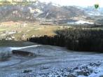 Archiv Foto Webcam Zahmer Kaiser: Bergstation Richtung Walchsee 06:00