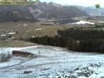 Archiv Foto Webcam Zahmer Kaiser: Bergstation Richtung Walchsee 10:00