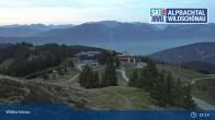 Archiv Foto Webcam Bergstation auf dem Schatzberg (Wildschönau) 23:00