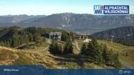 Archiv Foto Webcam Bergstation auf dem Schatzberg (Wildschönau) 03:00