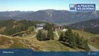 Archiv Foto Webcam Bergstation auf dem Schatzberg (Wildschönau) 05:00