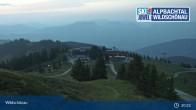 Archived image Webcam Top Station on Schatzberg (Wildschönau) 19:00