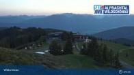 Archived image Webcam Top Station on Schatzberg (Wildschönau) 23:00
