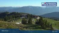 Archived image Webcam Top Station on Schatzberg (Wildschönau) 01:00