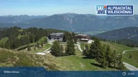 Archived image Webcam Top Station on Schatzberg (Wildschönau) 05:00